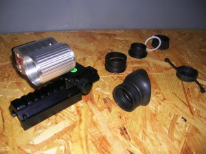 Soporte rail sigsaver-accuracy