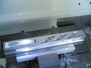 Rail NAR. Rail picatinny. STANAG. Fabricacion. Rail ACCURACY. SIG SAUER.