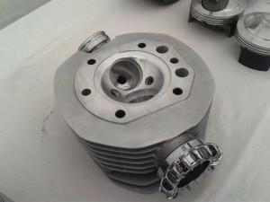 Mecanizado culata R75 - WH